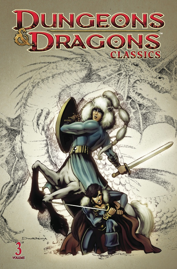 Dungeons & Dragons: Classics Vol 3