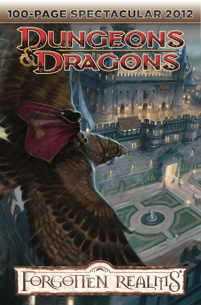 Dungeons &amp; Dragons: Forgotten Realms 100 Page Spectacular