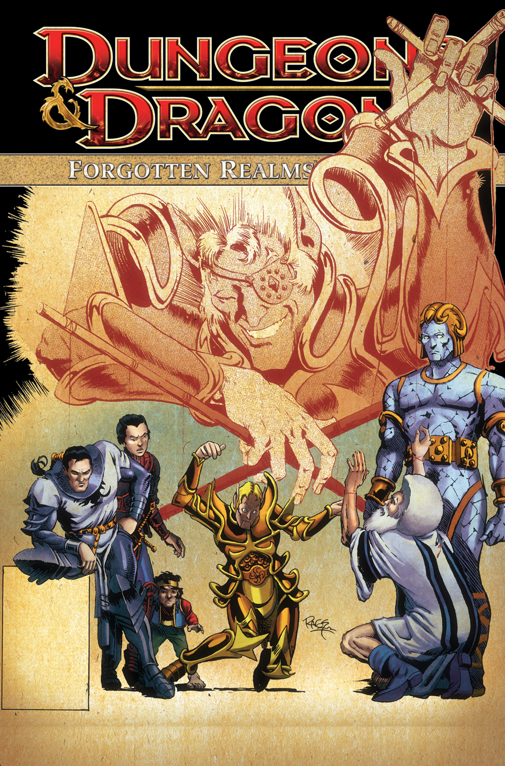 Dungeons & Dragons: Forgotten Realms Vol 3