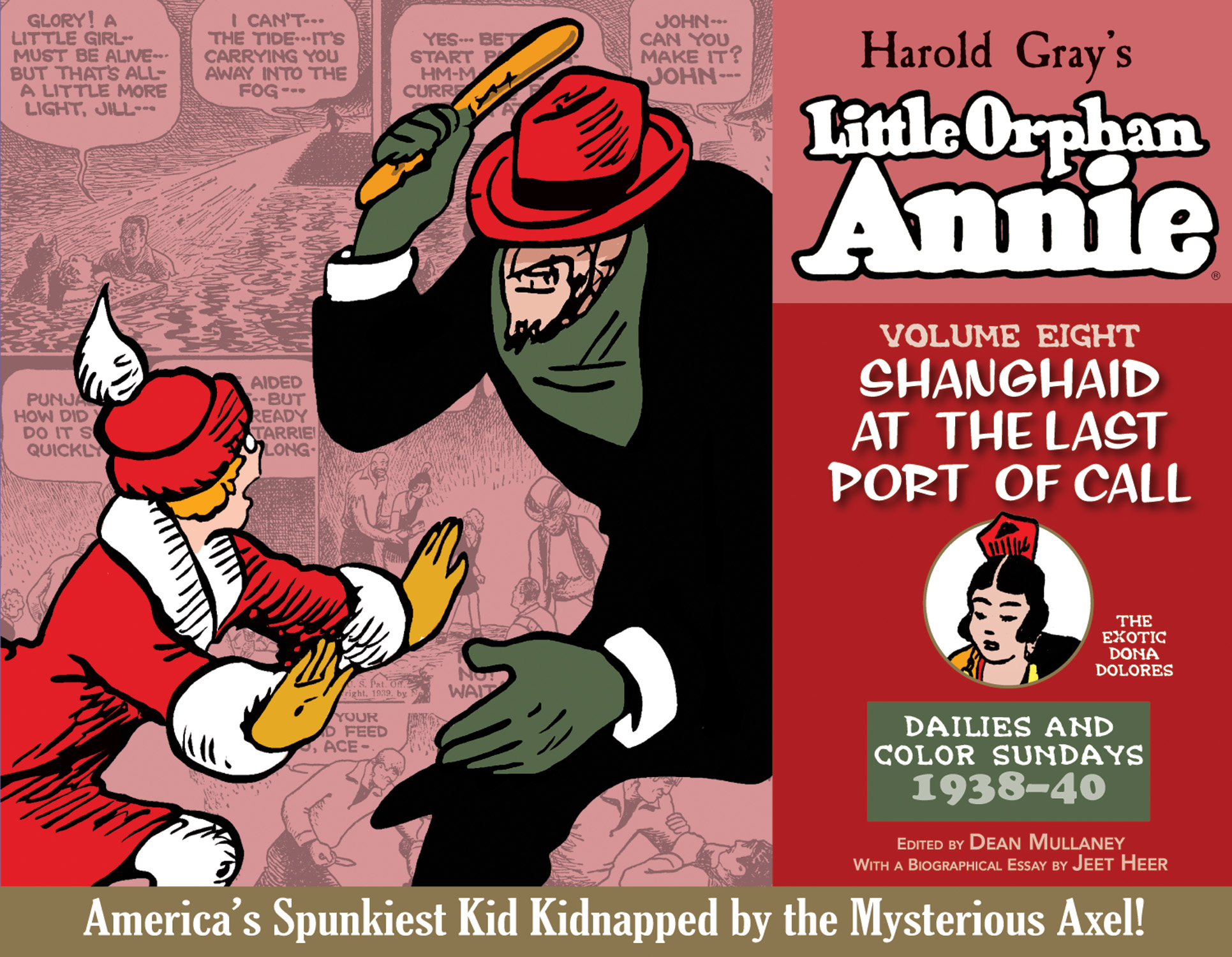 Little Orphan Annie Vol 8
