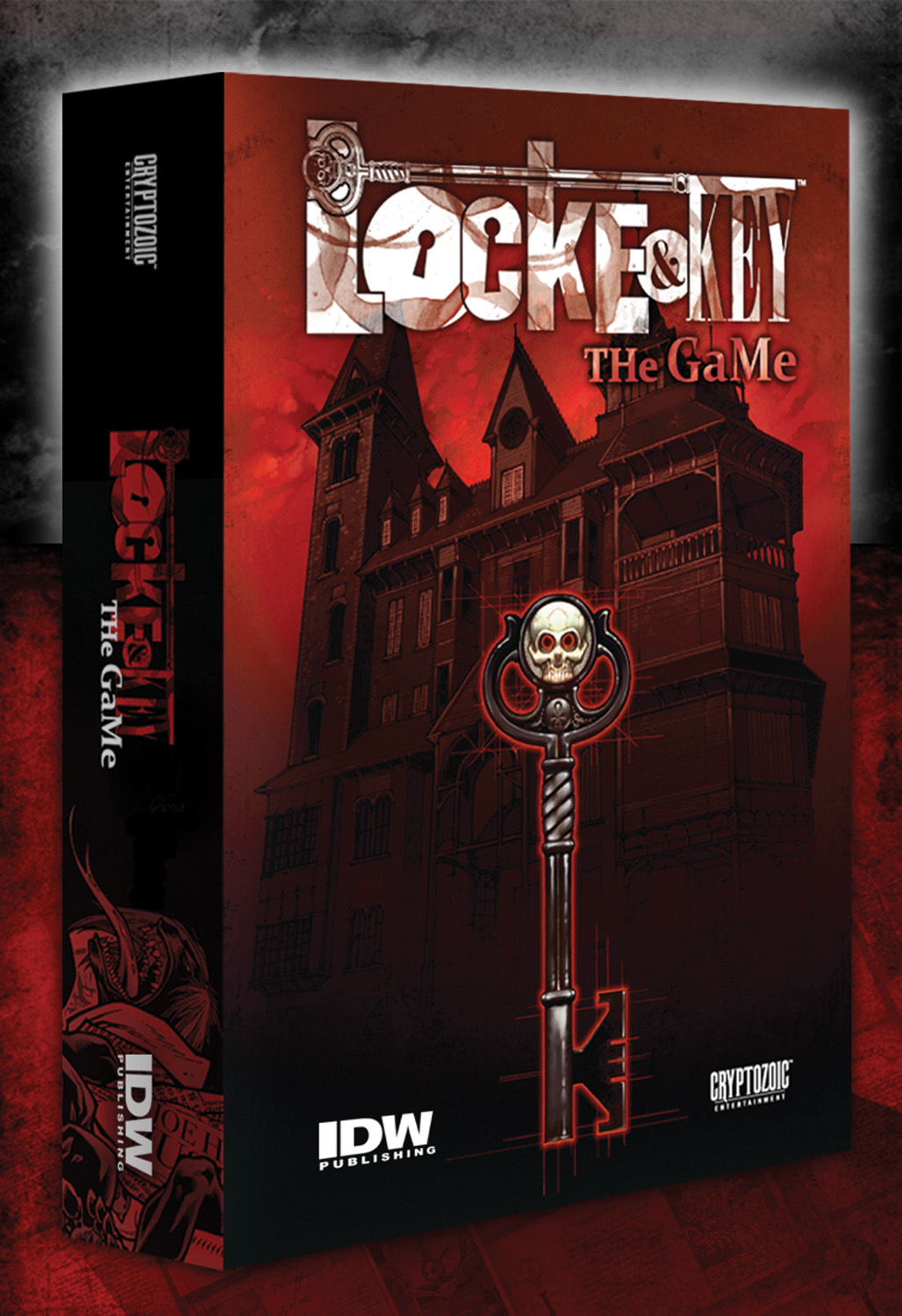 Locke & Key Game