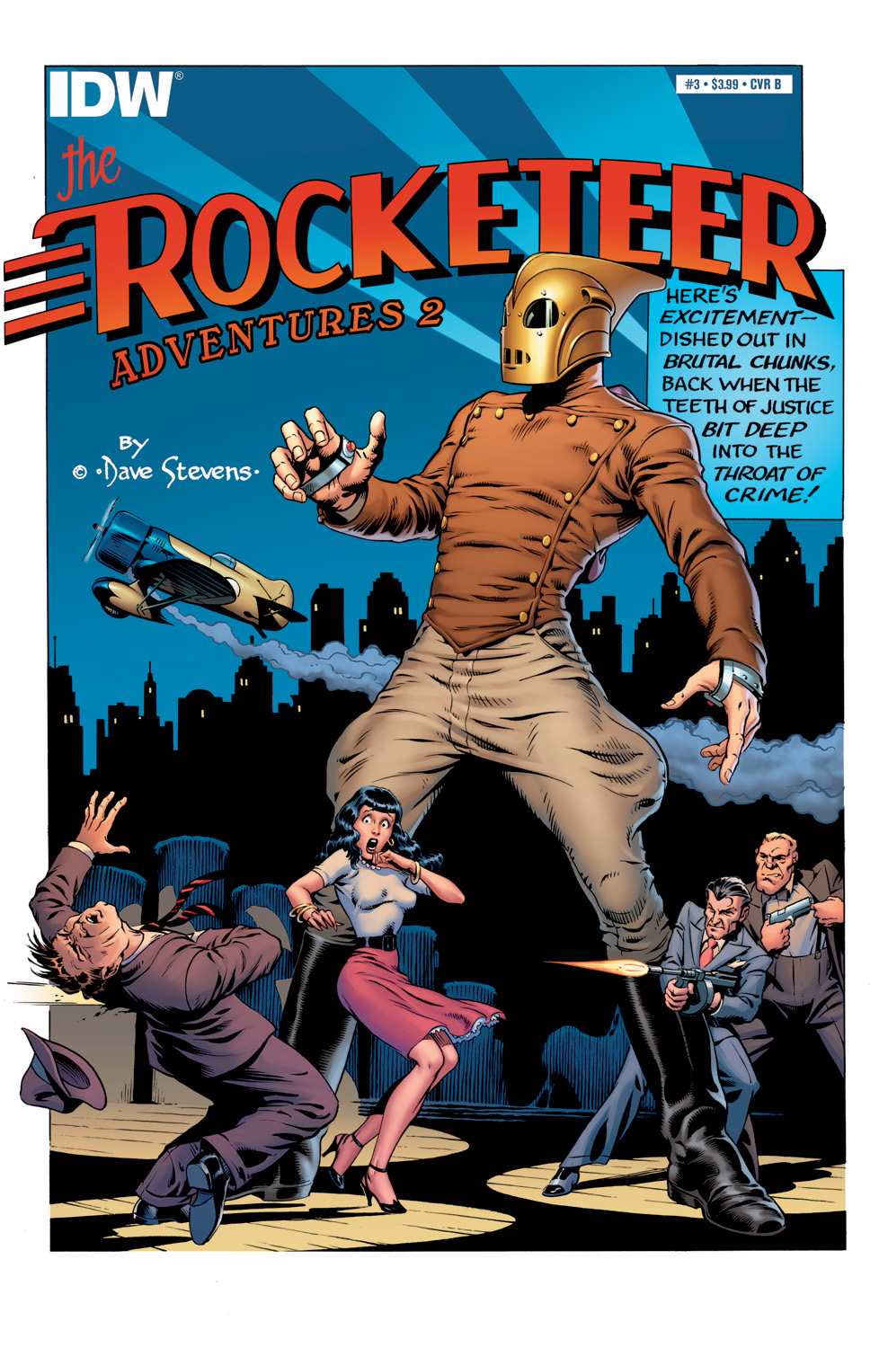 Rocketeer Adventures 2 #3