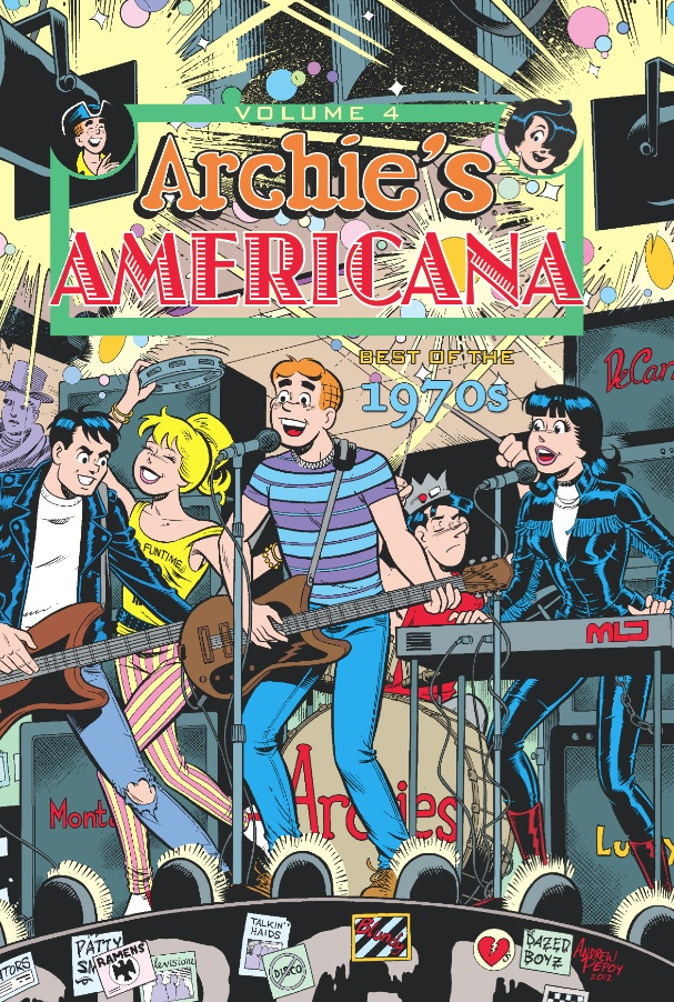 Archie Americana Vol 4