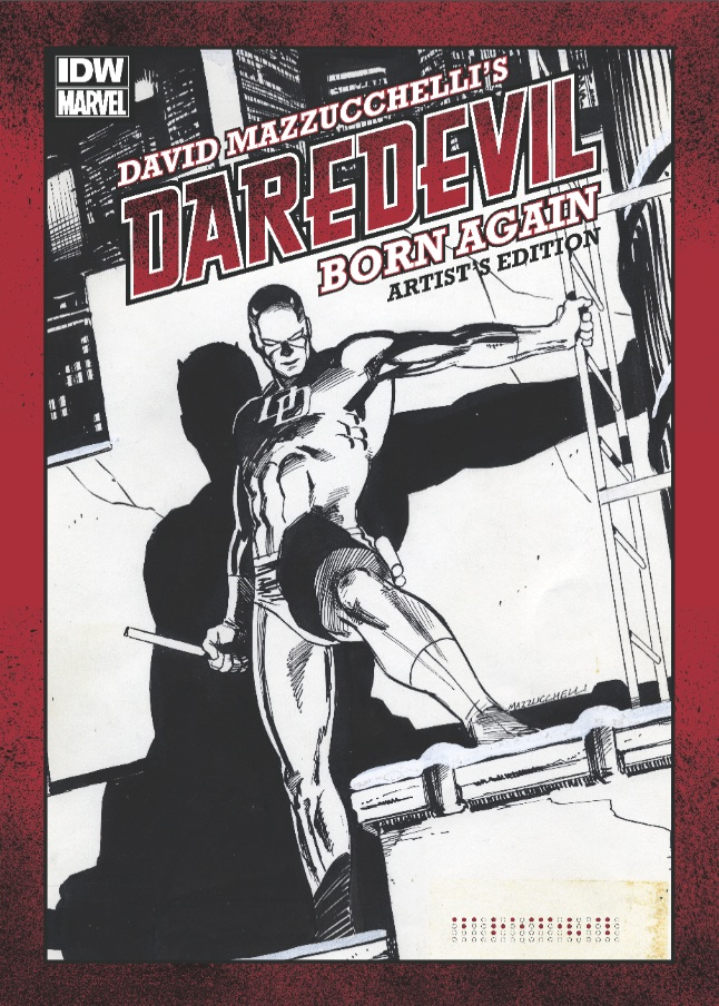 David Mazzuchelli's Daredevil