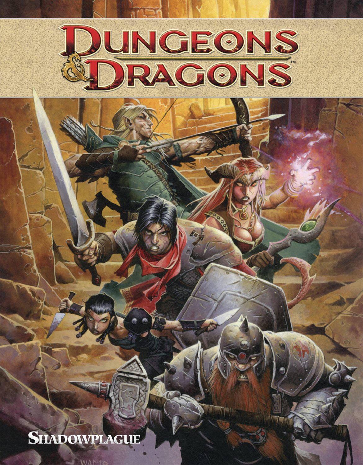 Dungeons & Dragons Vol 1 TPB