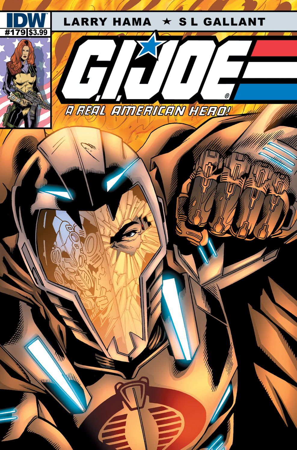 G.I. JOE: RAH #179