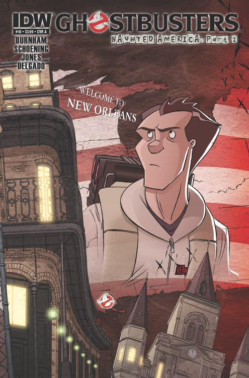 Ghostbusters #10
