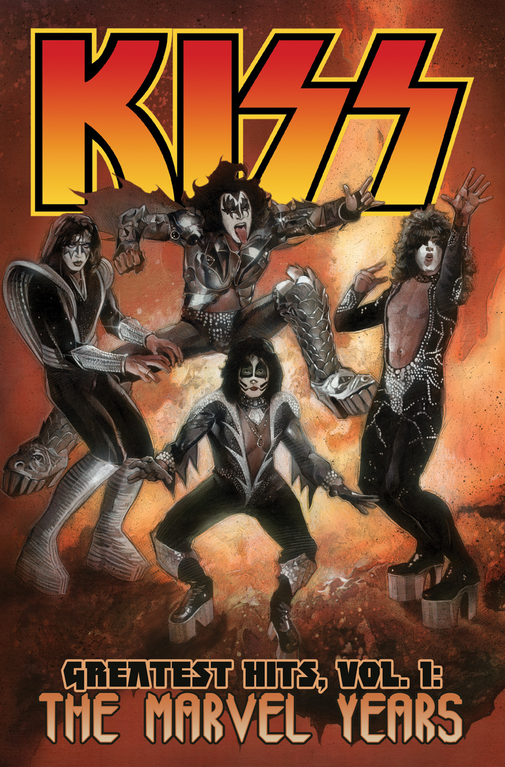 Kiss Greatest Hits