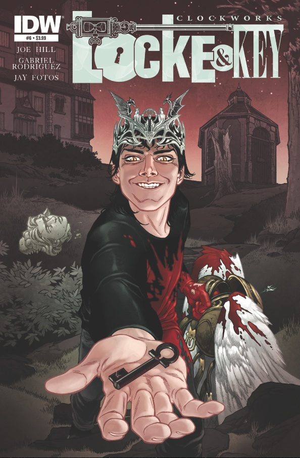 Locke & Key: Clockworks #6