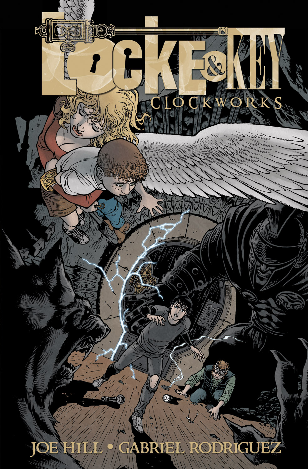 Locke &amp; Key: Vol 5