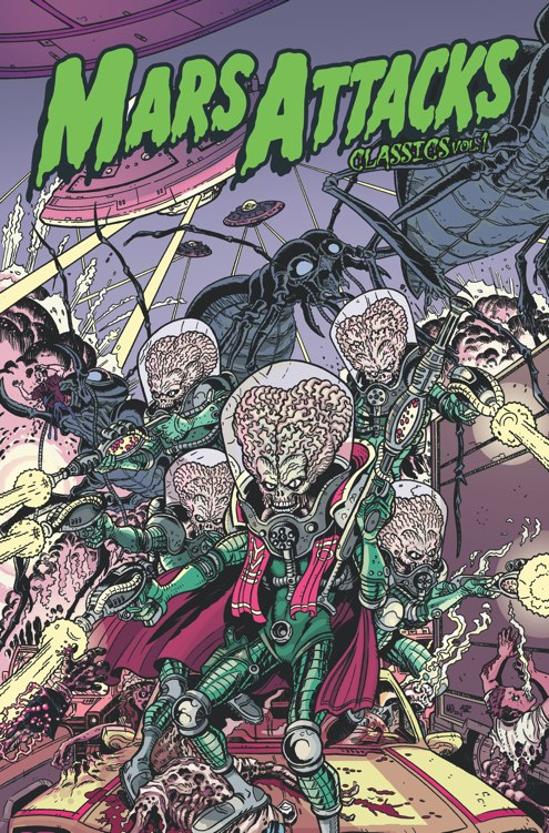Mars Attacks Classics Vol 1