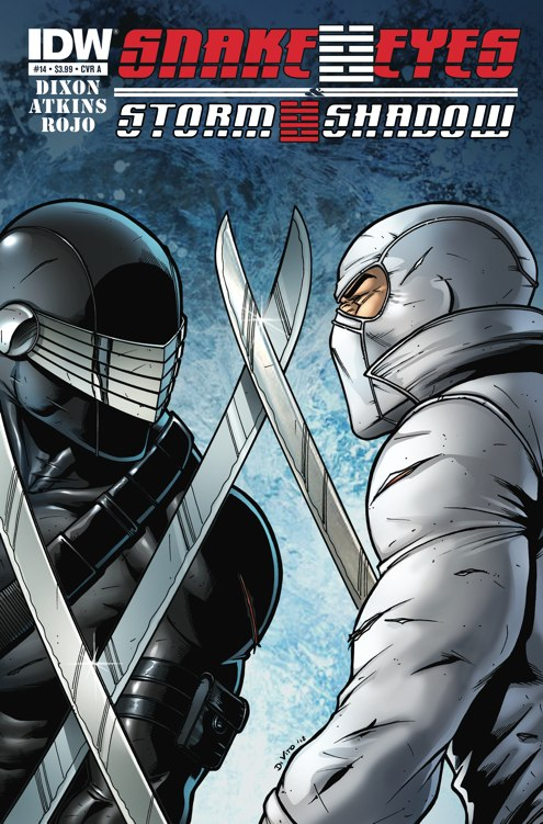 Snake Eyes &amp; Storm Shadow #14