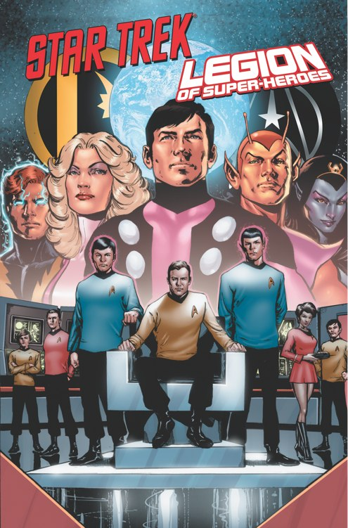 Star Trek: Legion of Superheroes