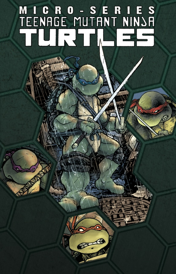 Teenage Mutant Ninja Turtles MicroSeries Vol 1