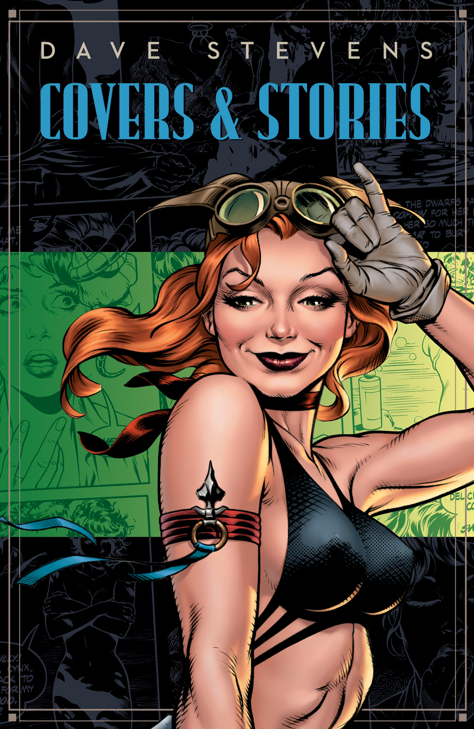 Dave Stevens Covers & Stories