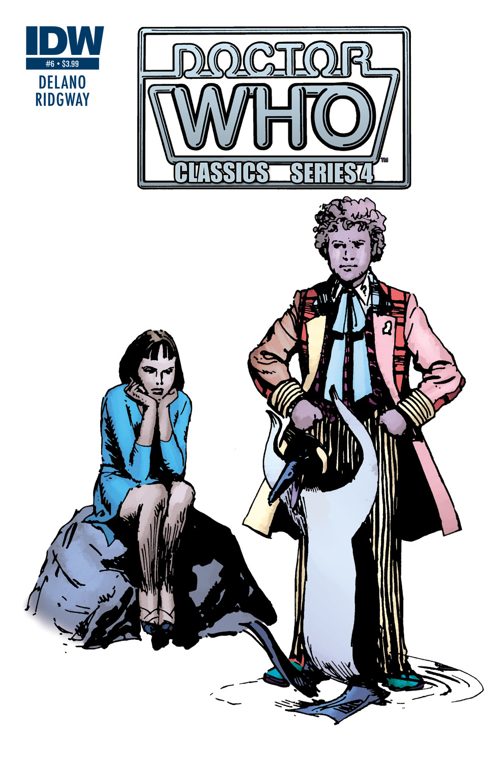 Doctor Who Classics Series IV #6
