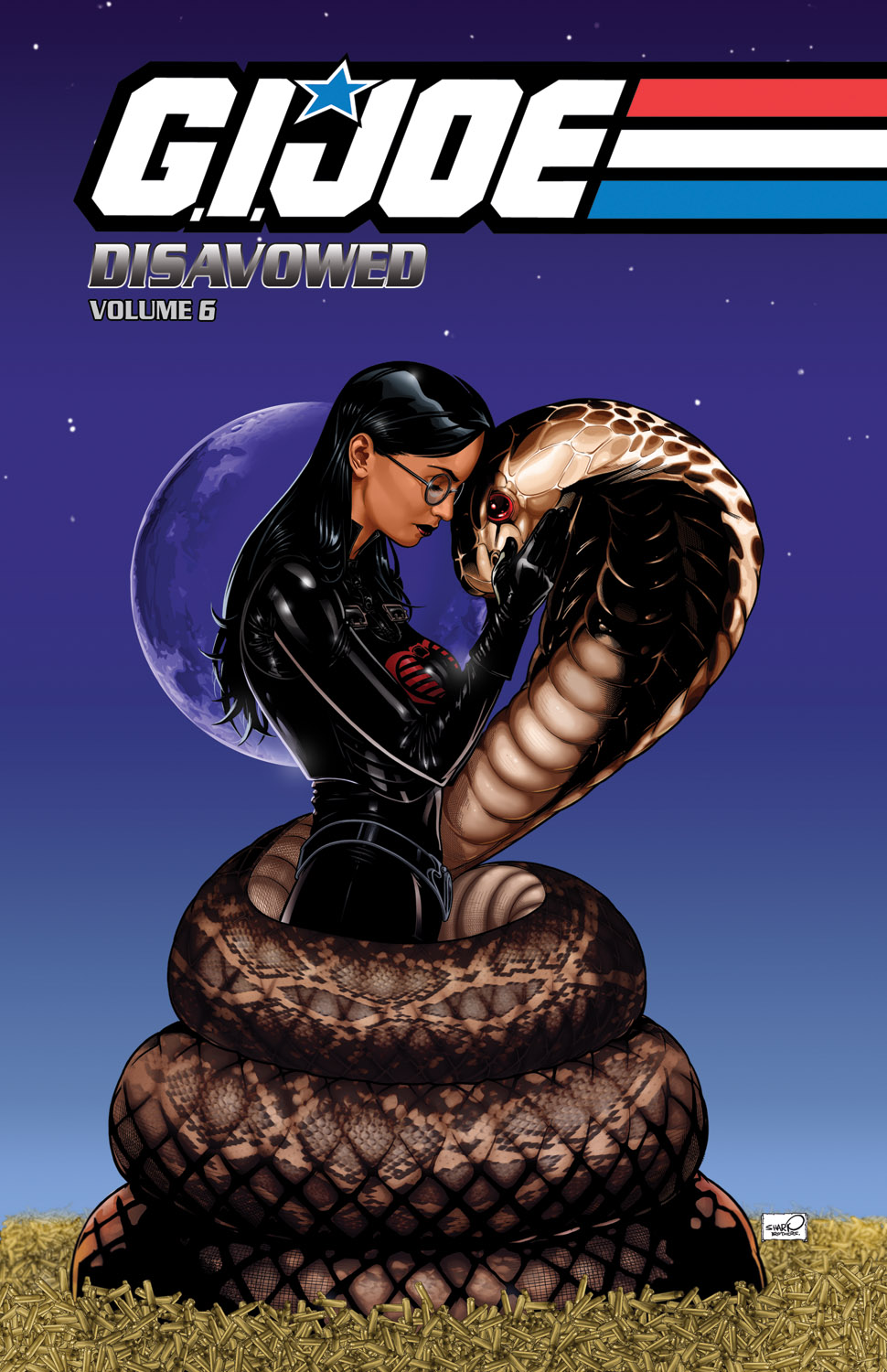 G.I. JOE: Disavowed Vol 6