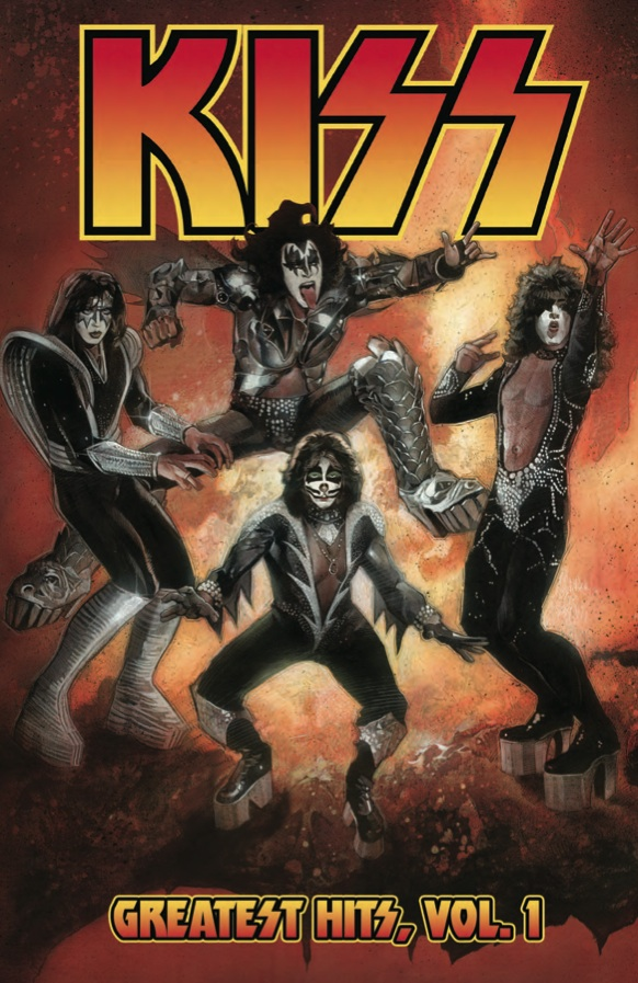 Kiss Greatest Hits Vol 1