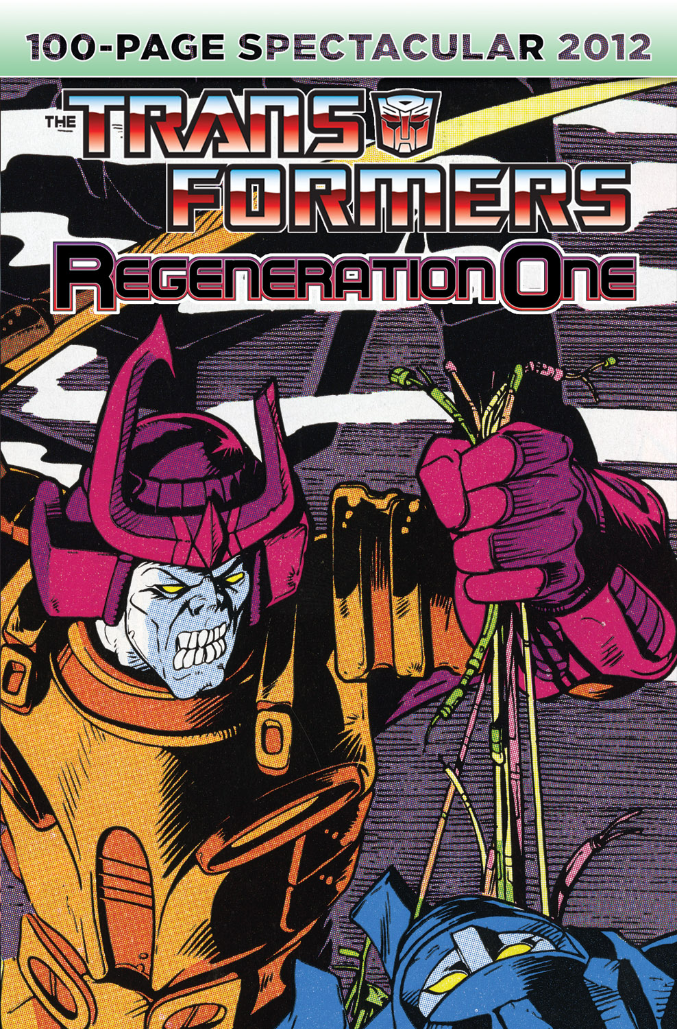 Transformers: Regeneration One 100 Page Spectacular