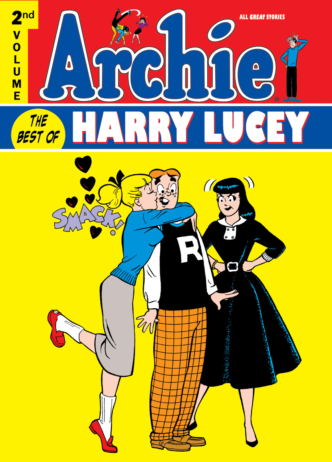 Archie: Best of Harry Lucey