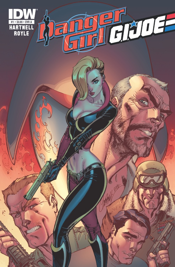 Danger Girl/G.I. JOE #1