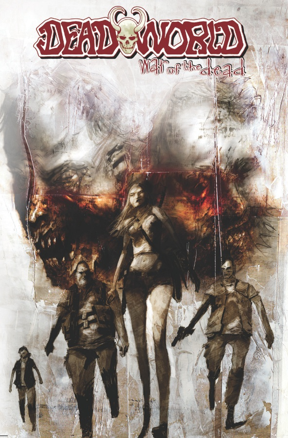 Deadworld: War of the Dead TPB