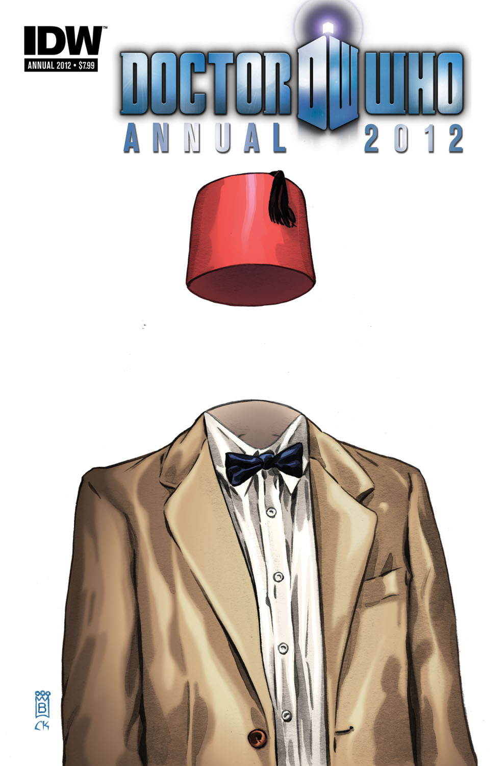 Doctor Who Annual 2012