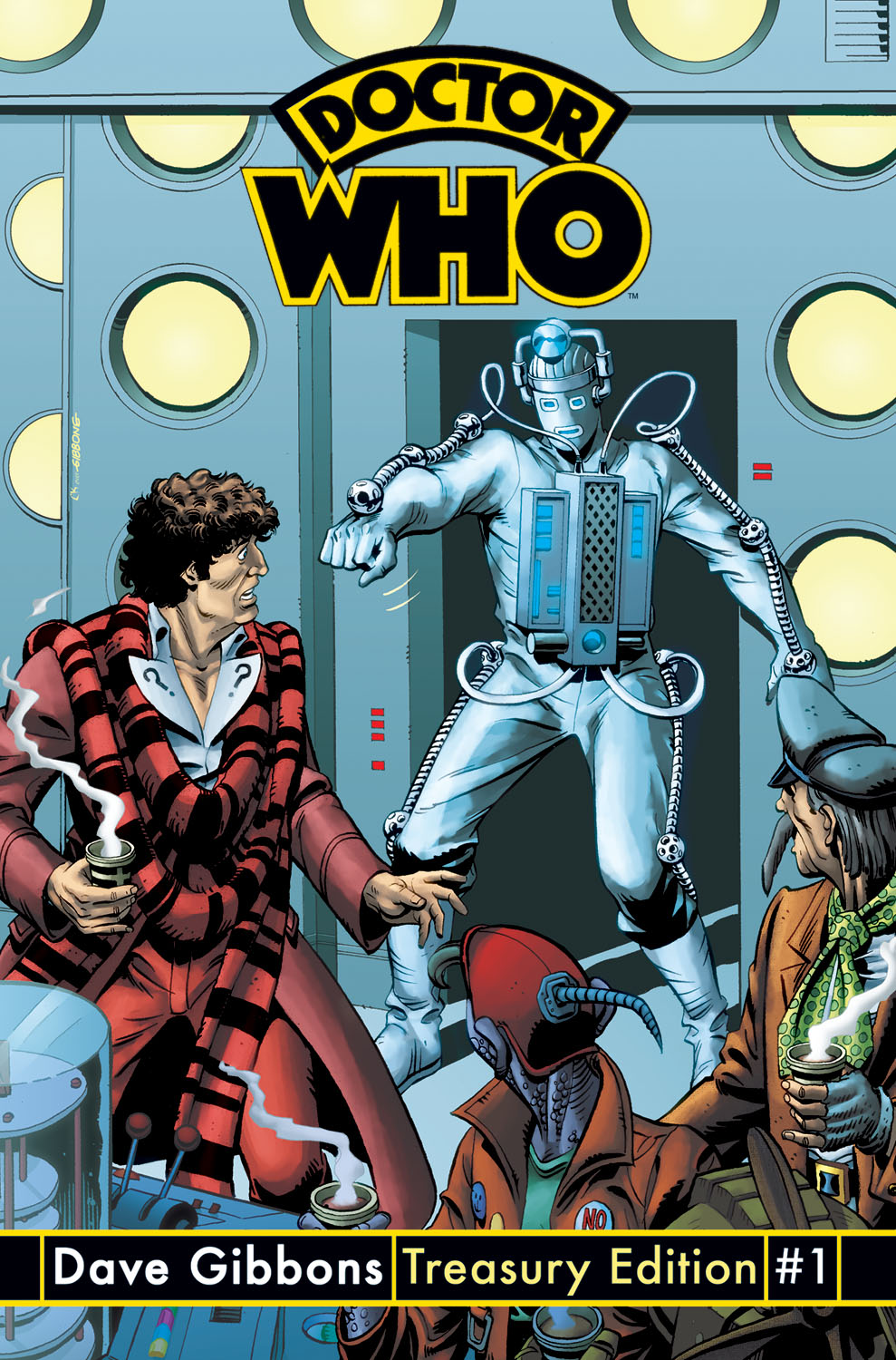 Doctor Who: Dave Gibbons Collection Treasury #1