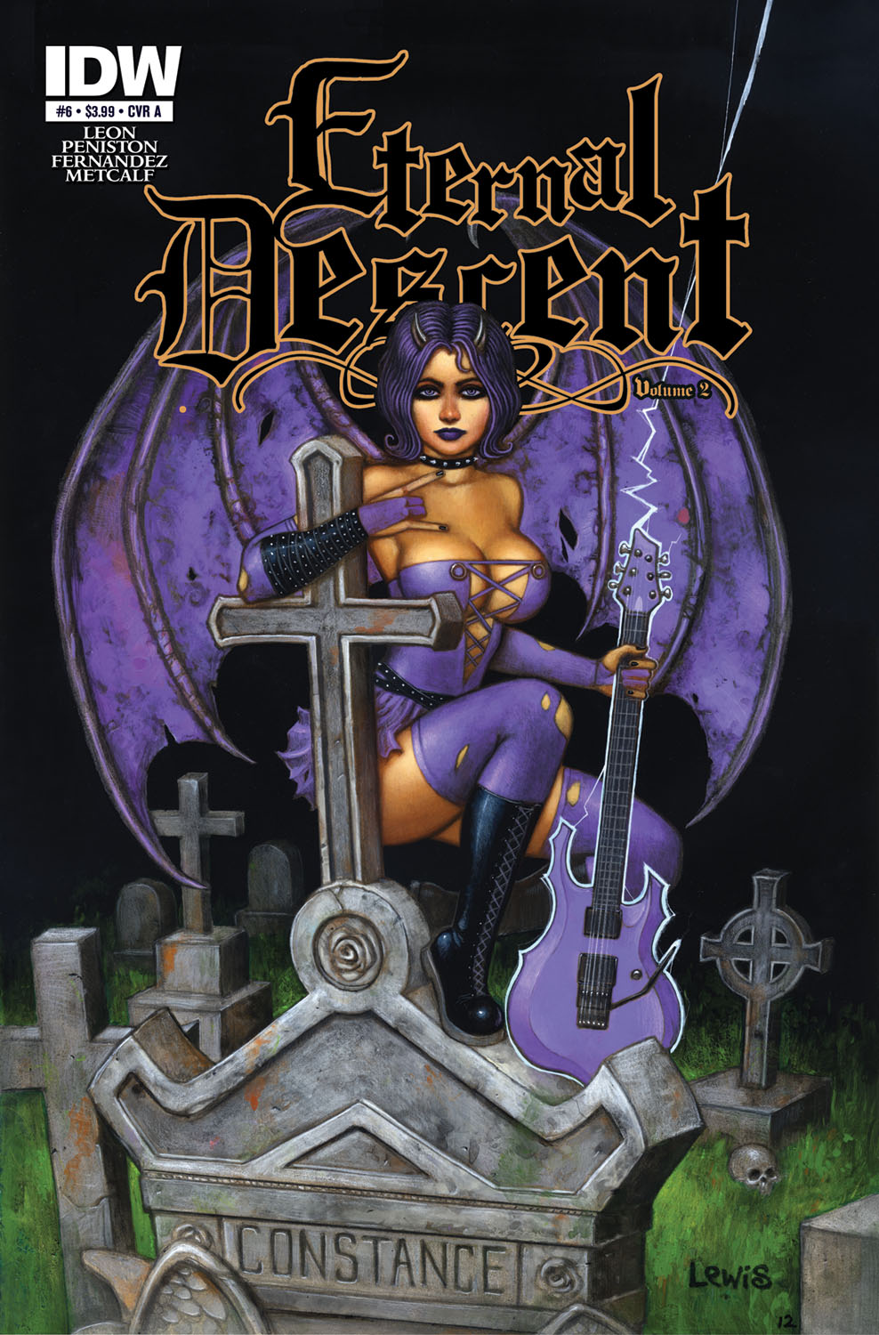 Eternal Descent Vol 2 #6