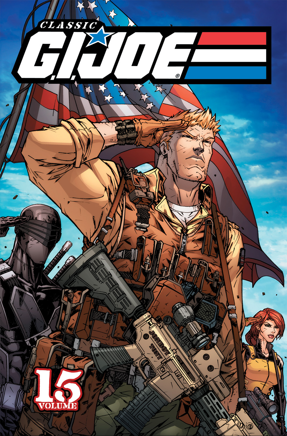 G.I. JOE: Classic Volume 15