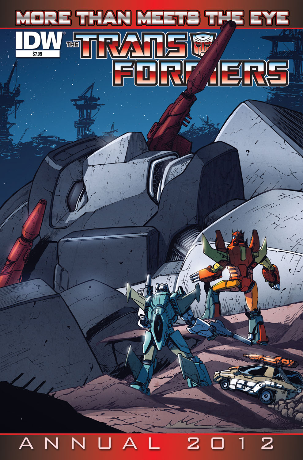 Transformers: More Than Meets the Eye Annual