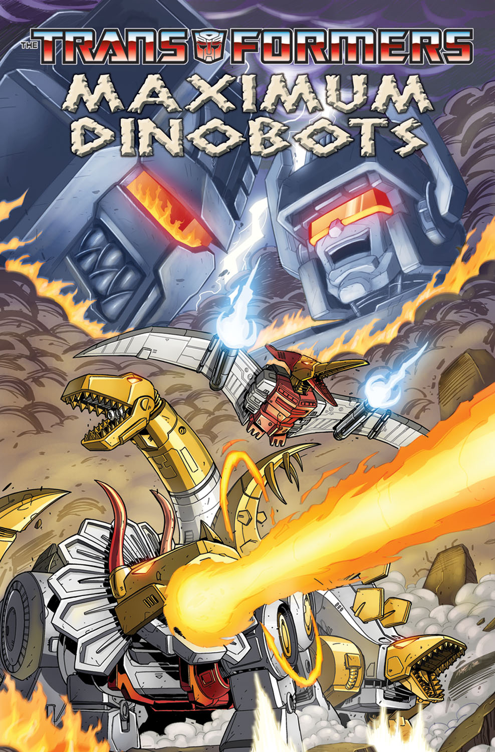 Transformers Maximum Dinobots