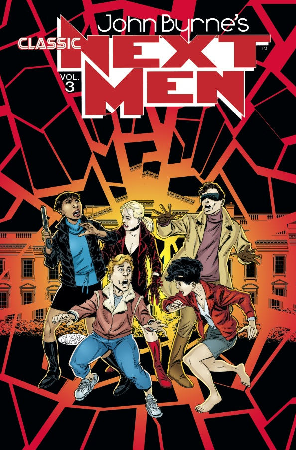 Next Men Vol 3