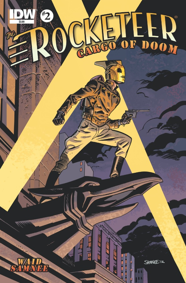 The Rocketeer Cargo of Doom #2