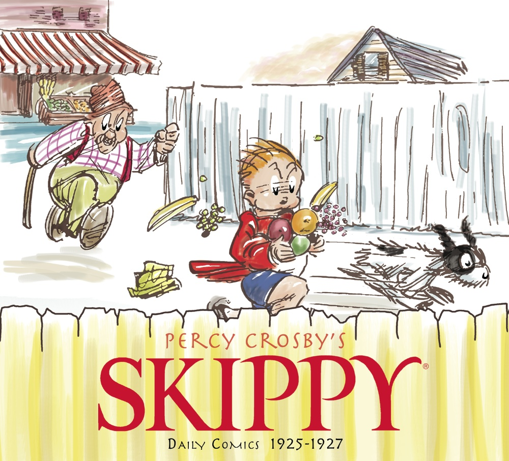 Skippy Complete Dailies Vol 1