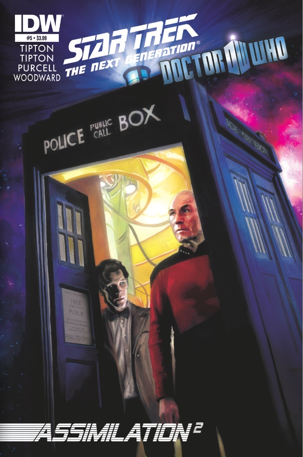 Star Trek/Dr Who #5