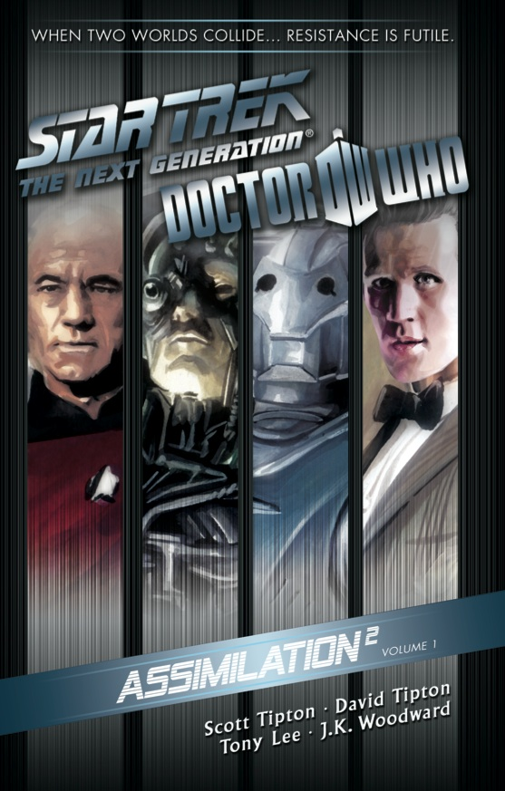 Star Trek/Doctor Who #5