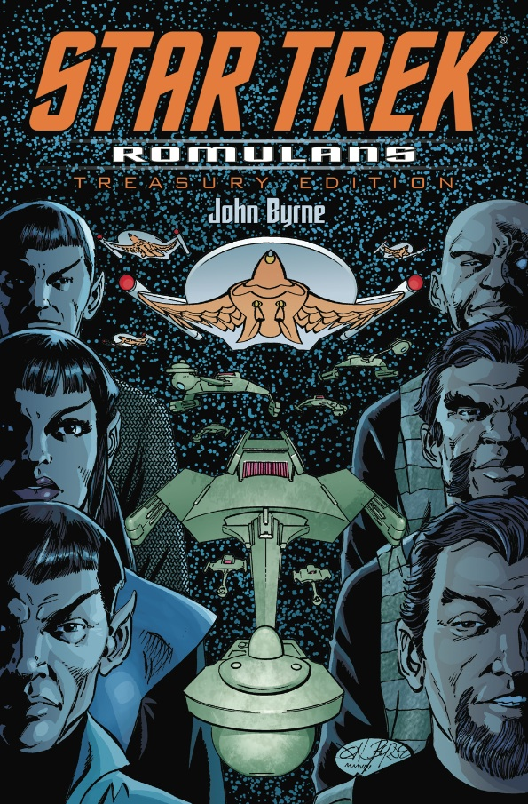 Star Trek Romulans Treasury Edition