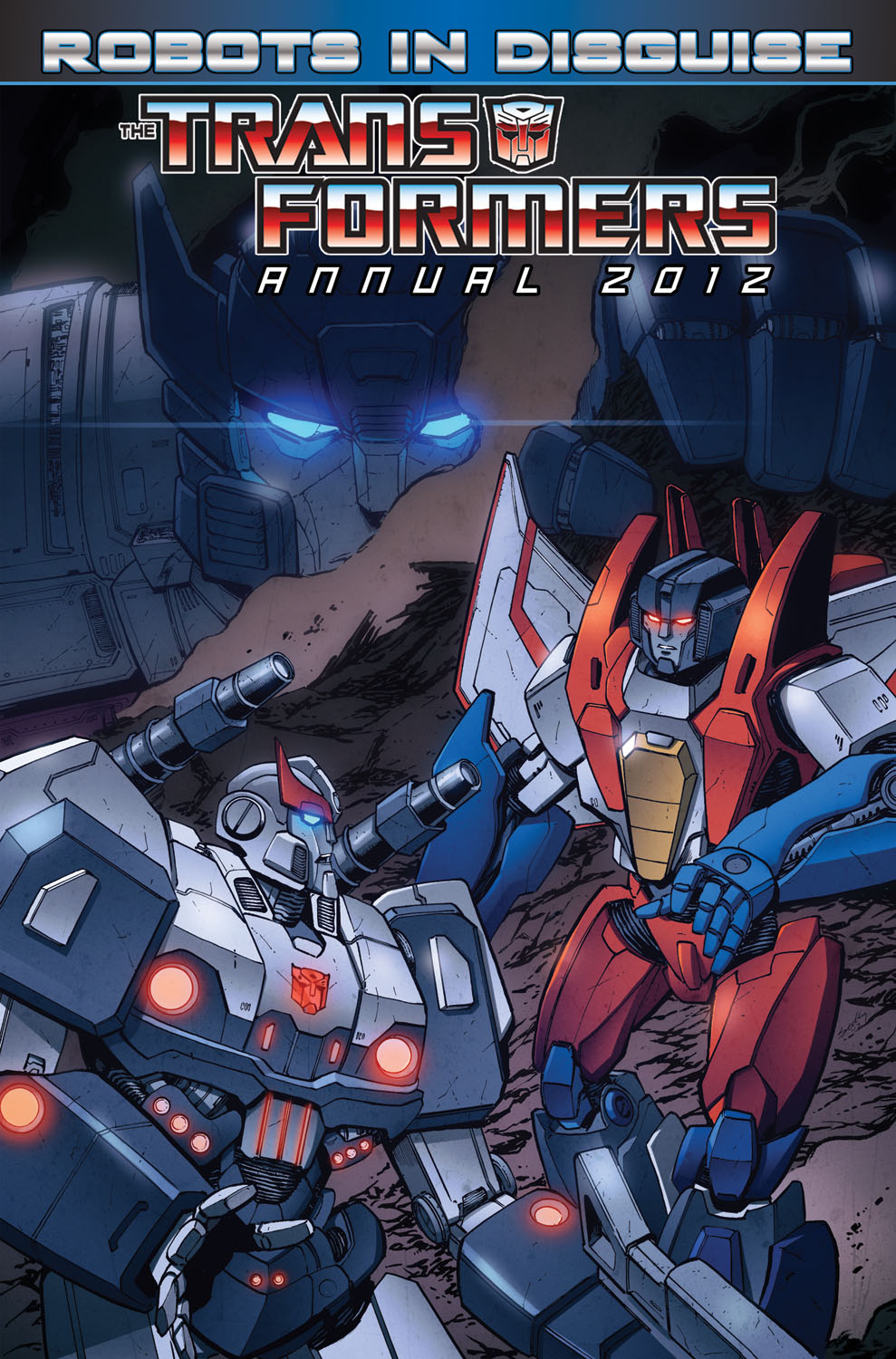 Transformers: Robots in Disguise Annual