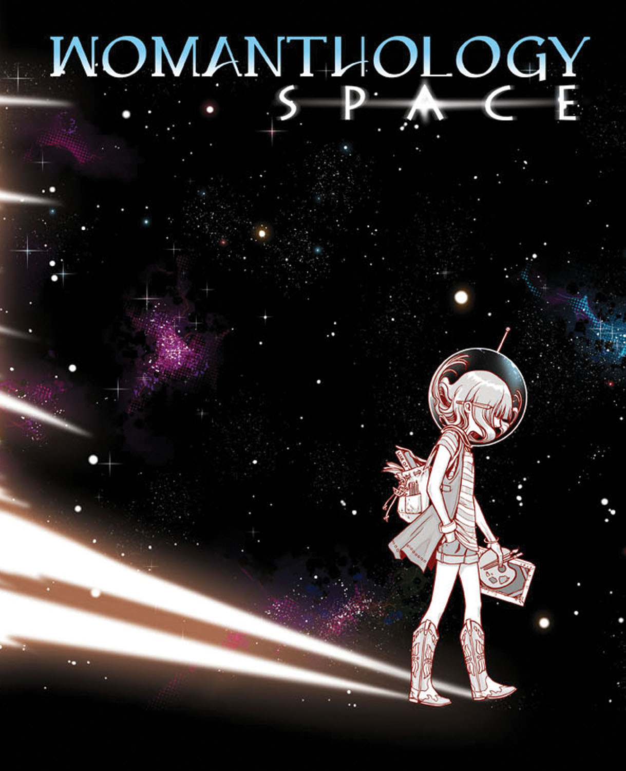 Womanthology: Space! #1