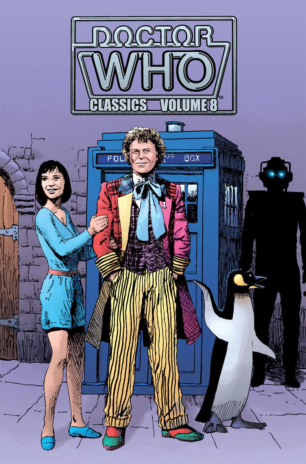 Doctor Who Classics Vol. 8