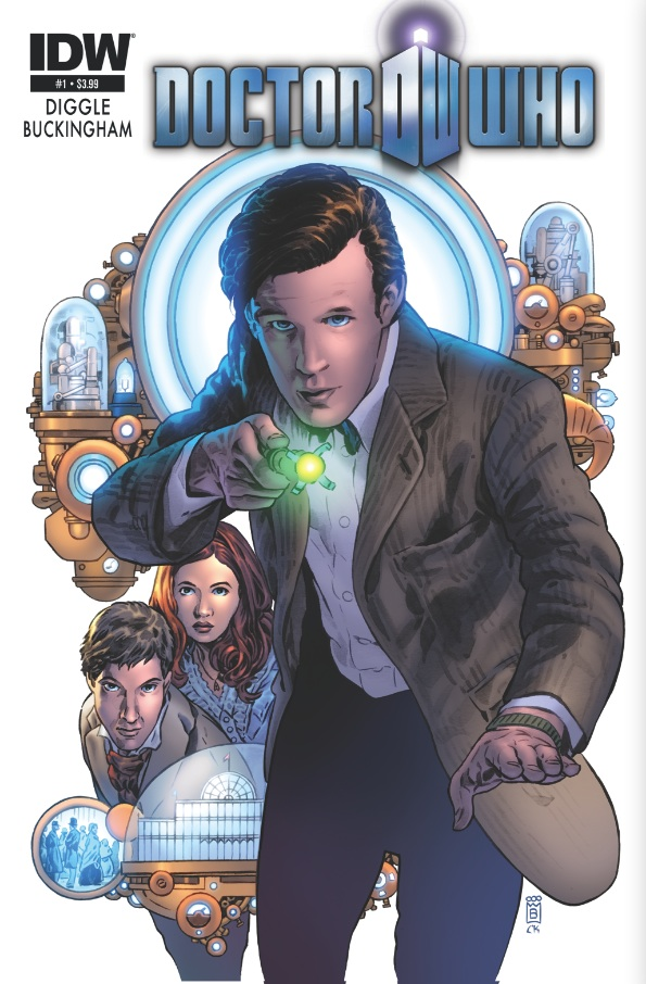Doctor Who Ongoing 1
