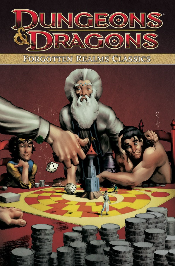 Dungeons & Dragons: Forgotten Realms Classics Vol 4
