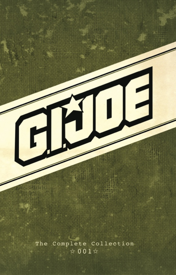 G.I. JOE The Complete Collection Vol. 1