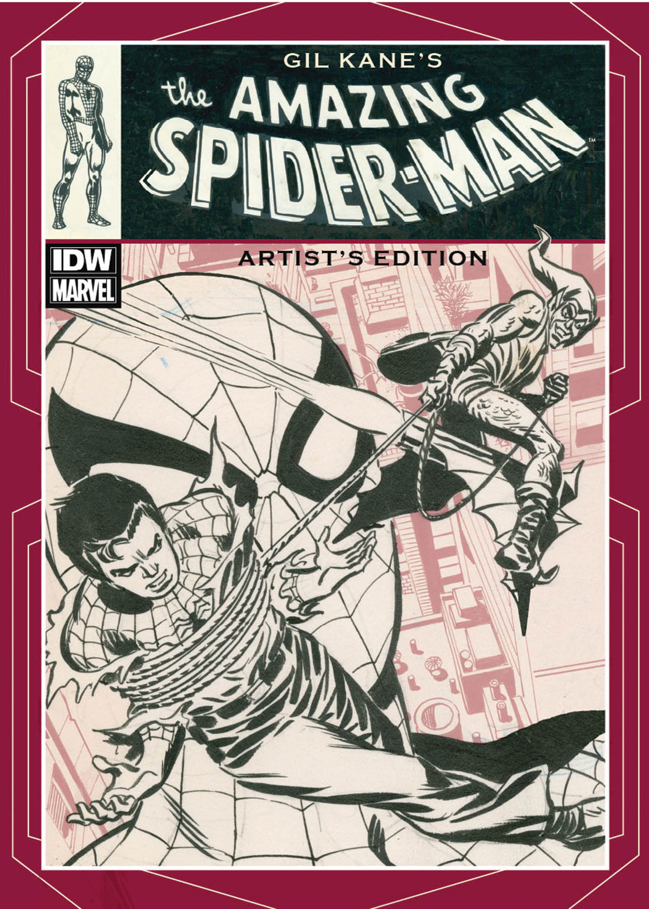 Gil Kane's The Amazing Spider Man