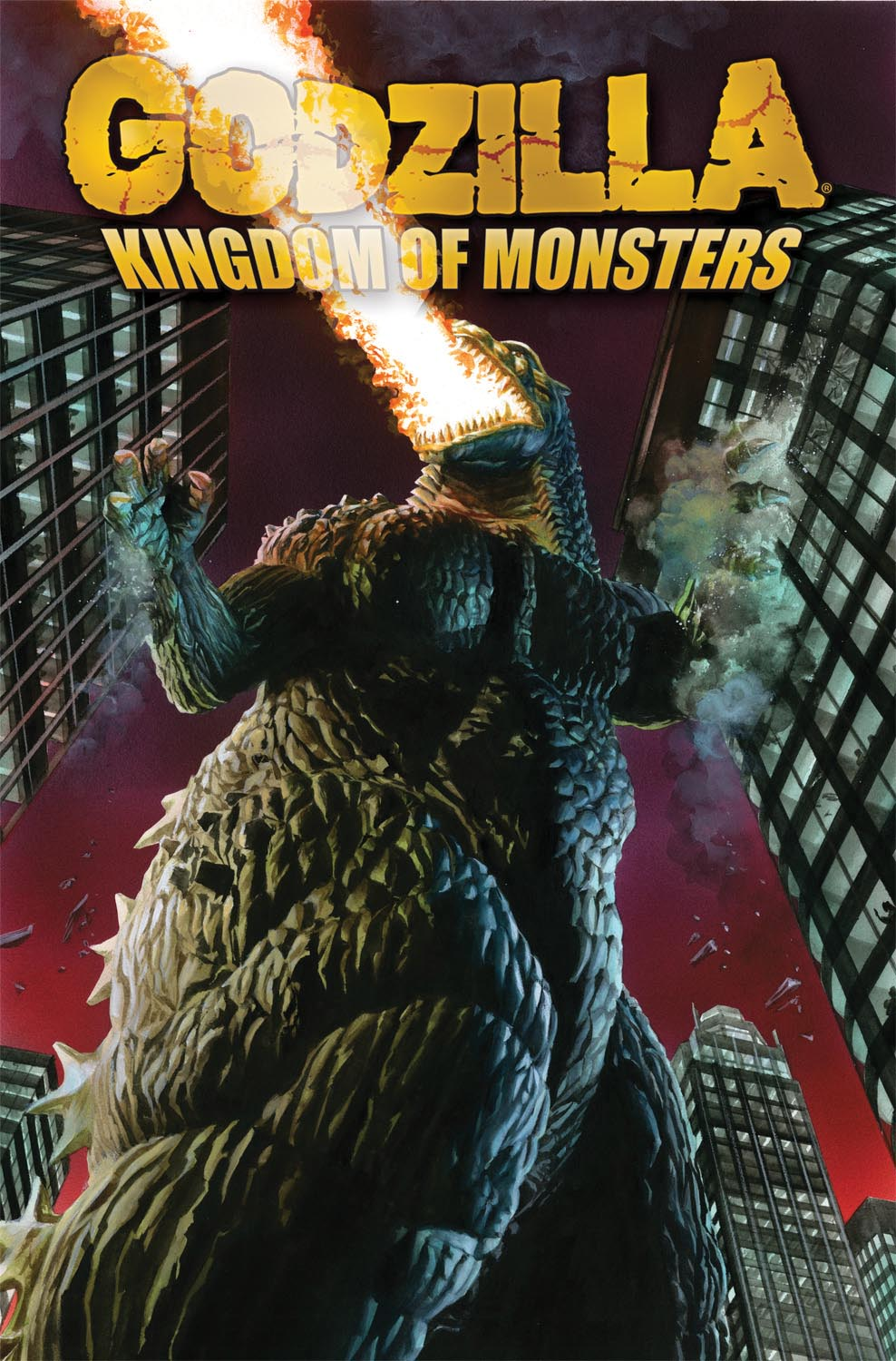 Godzilla: Kingdom of Monsters Complete