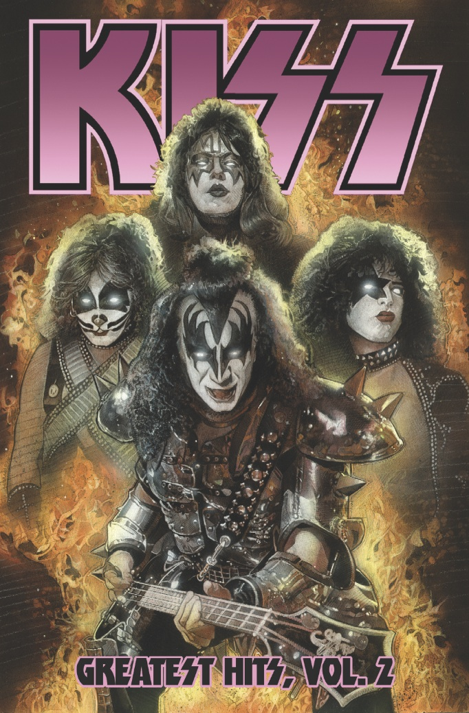 Kiss Greatest Hits Vol 2
