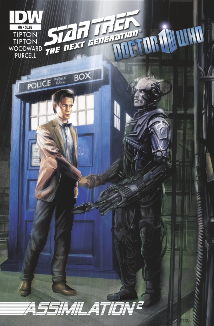 Star Trek/Doctor Who #6