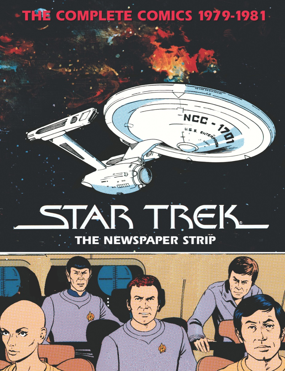 Star Trek The Newspaper Strips Vol 1