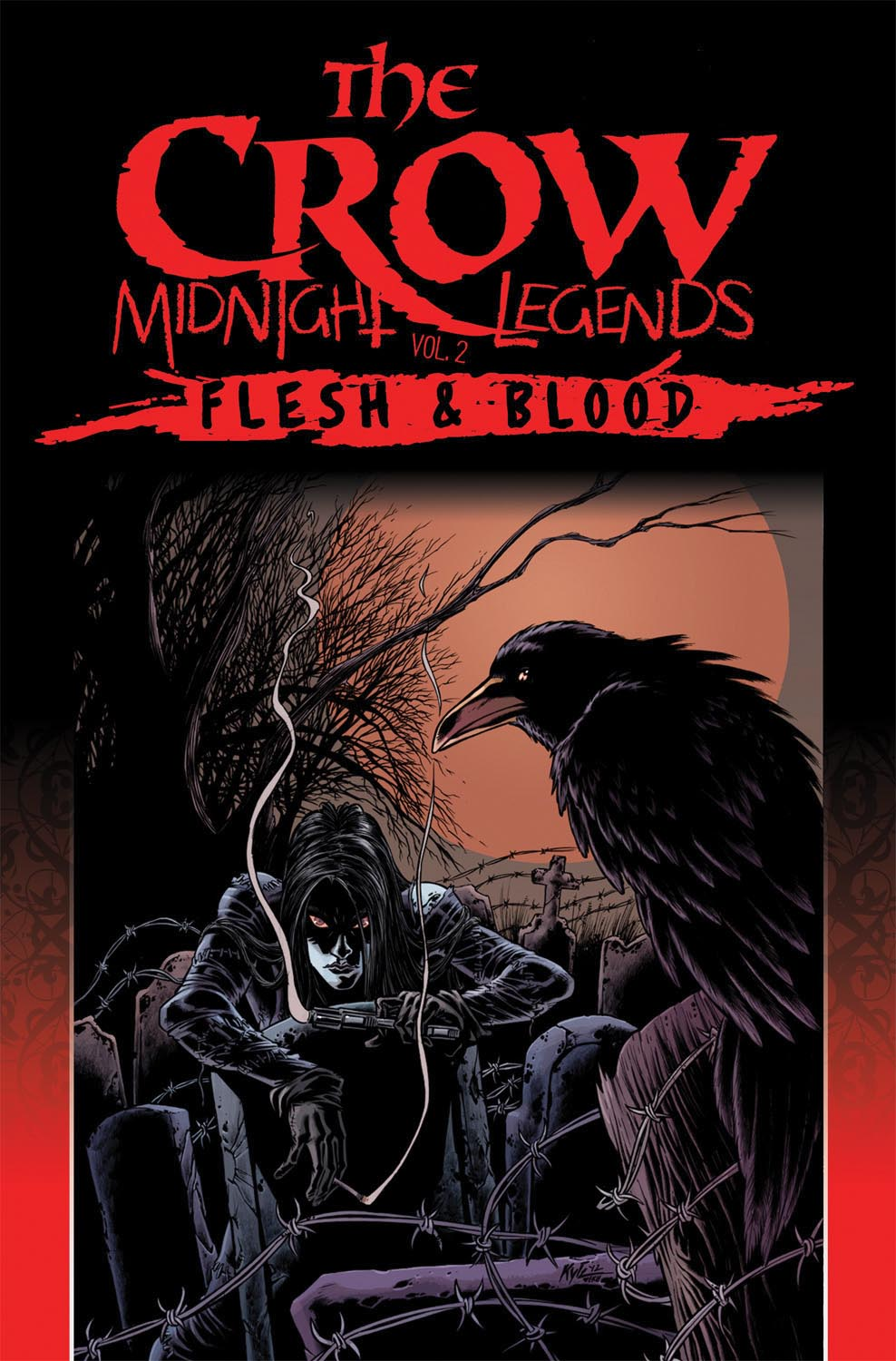 The Crow: Midnight Legends Vol. 2